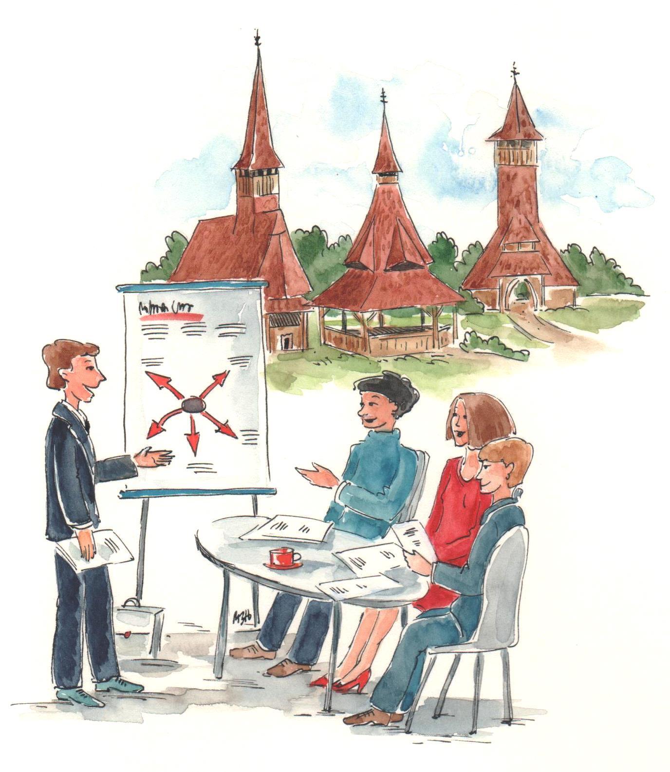 Vertragrecht für Einkauf und Verkauf in Rumänien