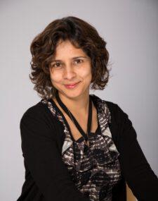 KeSch Trainerin für sales training und teamtraining Indien